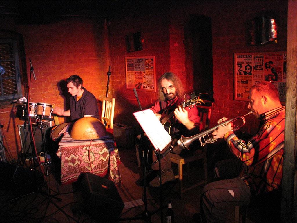 koncert klubowy w Świeciu