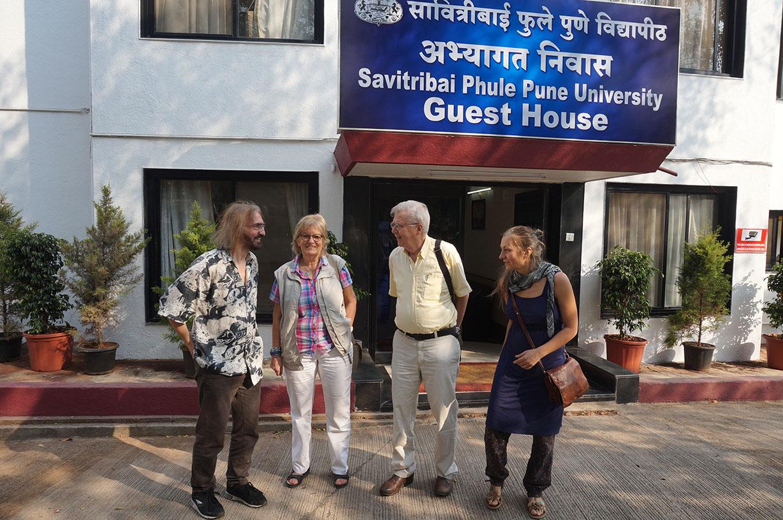 Campus w Pune