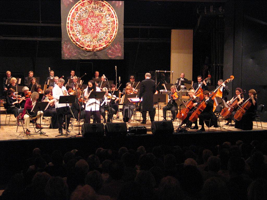 Filharmonia Baltica - Mundus Orientalis