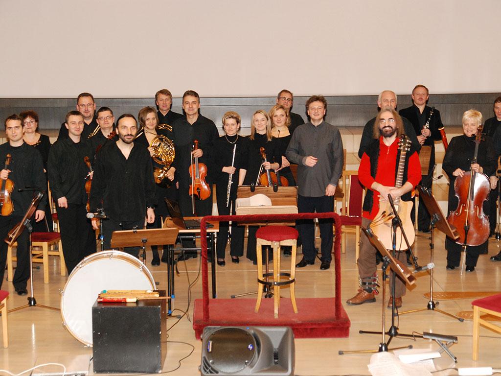 Janosik w Filharmonii Kaliskiej