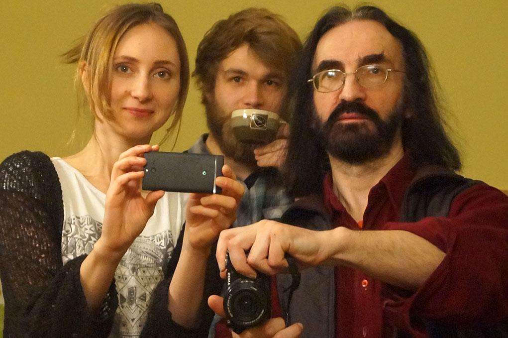Waldemar Rychły Trio: Joanna Zielecka, Mateusz Nowicki, Waldemar Rychły