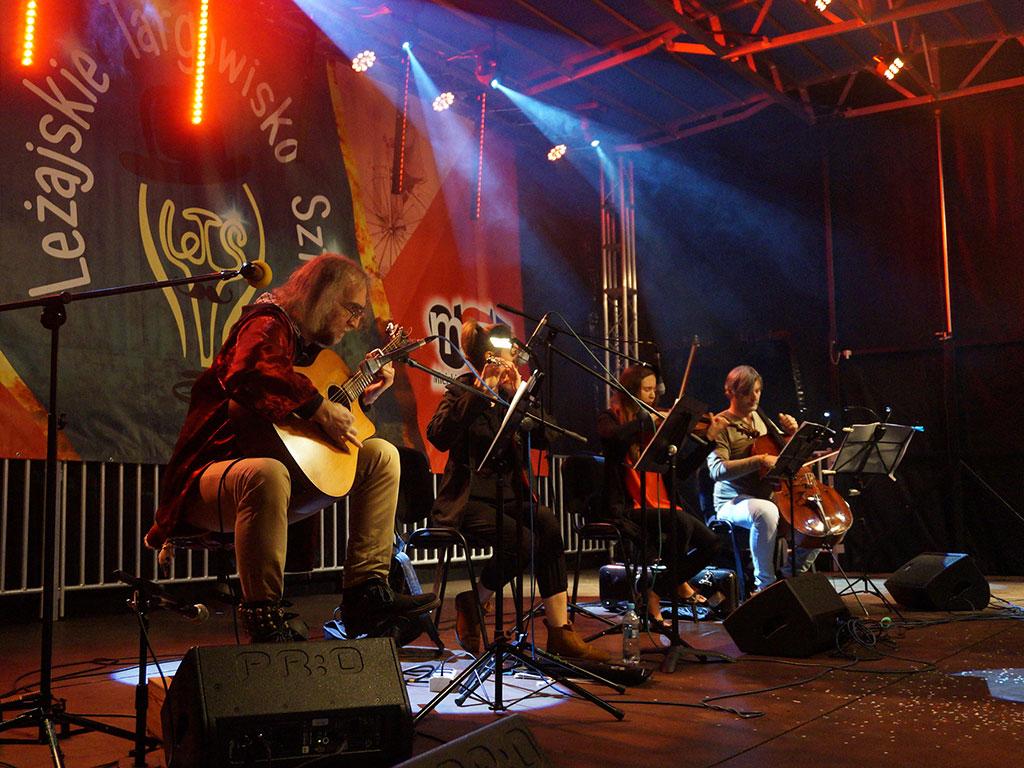 Leżajskie Targowisko Sztuki 2018 koncert