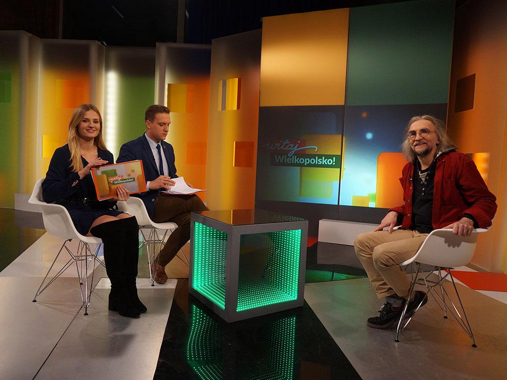 Poznań TV, Waldemar Rychły