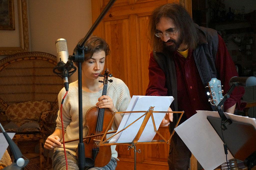 Próba, Olga Kunicka i Waldemar Rychły