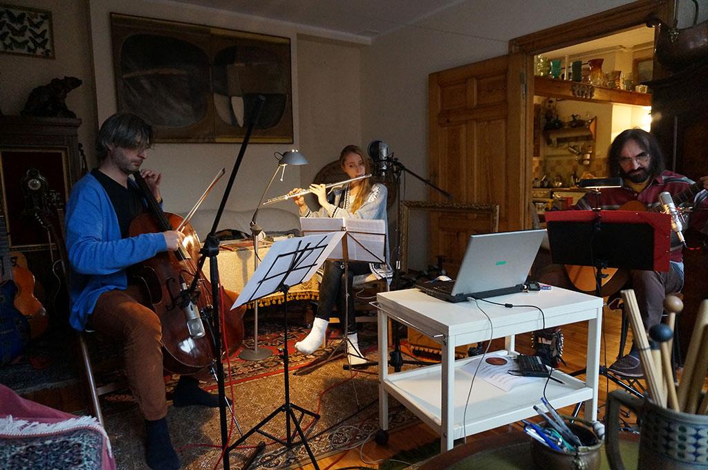 Próba- Waldemar Rychły Trio