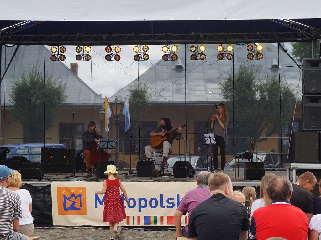 Stary Sącz - koncert