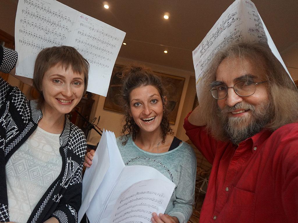 Waldemar Rychły Trio 2017