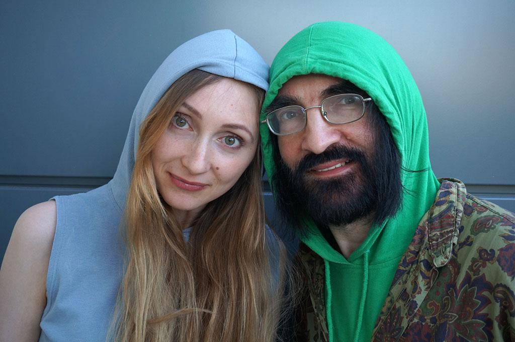 Joanna Zielecka i Waldemar Rychły
