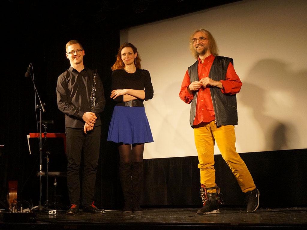 Waldemar Rychły Trio - Warszawa