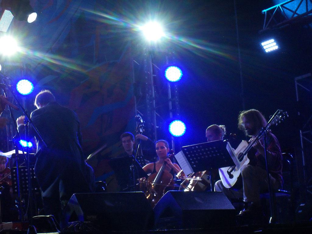 Woodstock 2012 - FOLK SYMFONICZNY